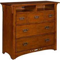 Artisan Ridge Media Chest