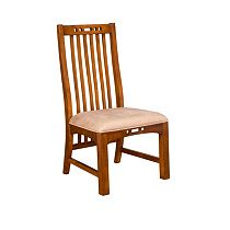 Artisan Ridge Slat-Back Side Chair