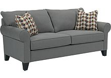 Noda Stationary Sofa From The Noda Collection By Broyhill