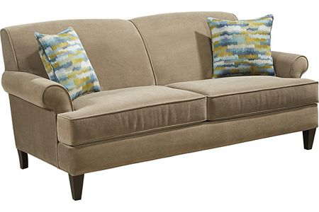 Flint Sofa From The Collection By Broyhill Furniture