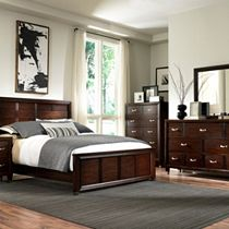 Eastlake 2 Panel Bed