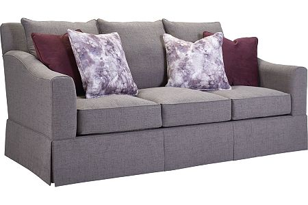 Regina Sofa From The Regina Collection By Broyhill Furniture - Broyhill emily sofa