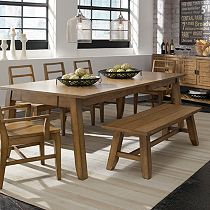 Ember Grove Leg Dining Table