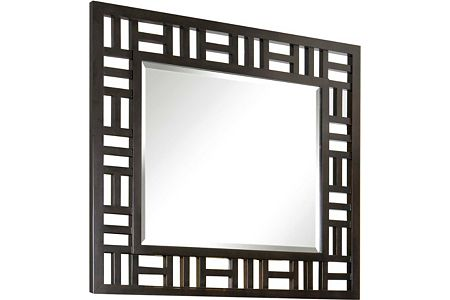 Perspectives Lattice Dresser Mirror