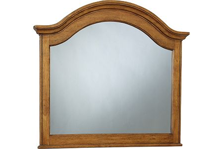 Hayden Place - Oak,    Arched Mirror