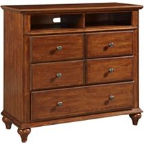 Hayden Place - Light Cherry,      Media Chest