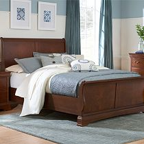 Rhone Manor Sleigh Bed