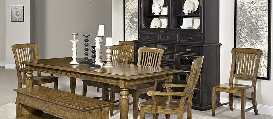 New VintageTM Dining Room Furniture Broyhill