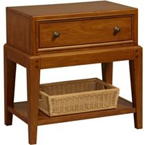 Laurel Hills Leg Nightstand