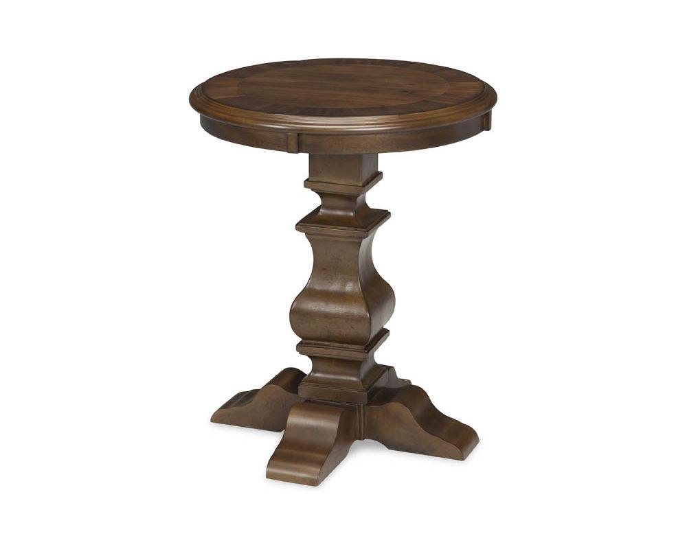 Lyla™ Round Lamp Table