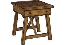 Rectangular End Table From Vantana At Broyhillfurniture Com