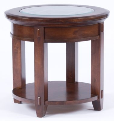Round End Table From Vantana At Broyhillfurniture Com