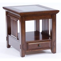 Vantana Rectangular End Table