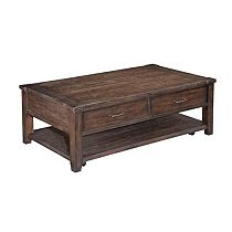 Attic Retreat Coffee Table