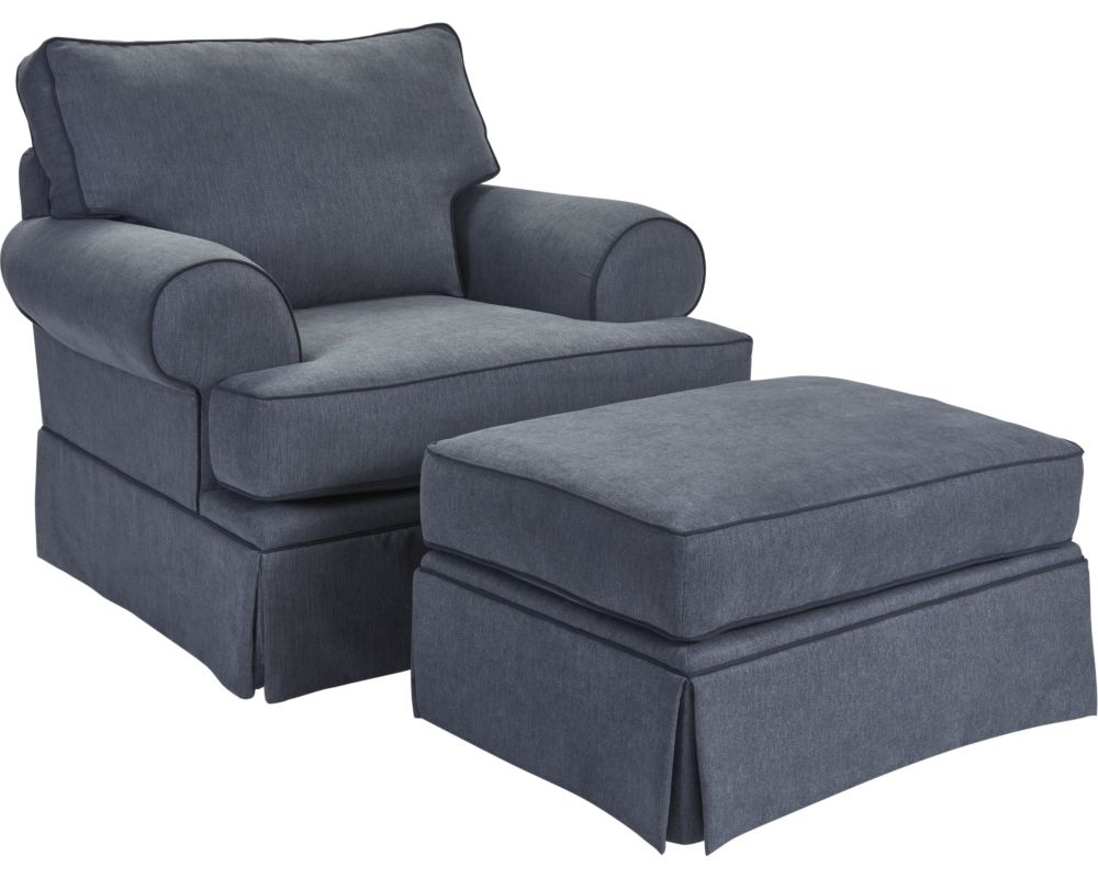Emily Ottoman Broyhill Broyhill Furniture - Broyhill emily sofa