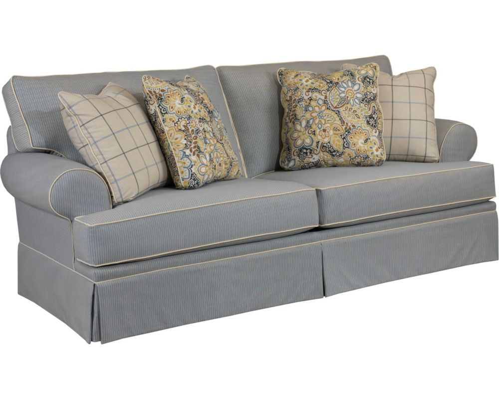 Emily Sofa Sleeper Queen Broyhill Broyhill Furniture - Broyhill emily sofa
