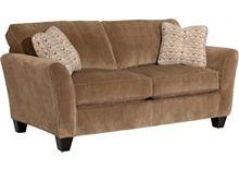 Noda Stationary Sofa From The Noda Collection By Broyhill