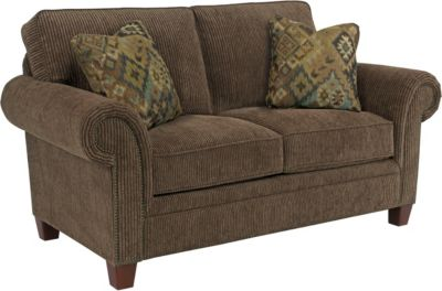 Travis Loveseat from the Travis collection by Broyhill Furniture