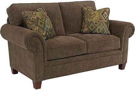 Travis Loveseat From The Collection By Broyhill