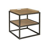 Hampton Tray Top End Table