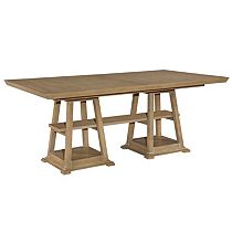 Hampton Double Pedestal Table