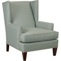 Lauren Chair (Chrome Nailhead )