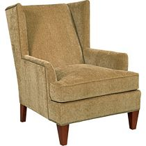 Lauren Chair (Brass Nailhead Trim)