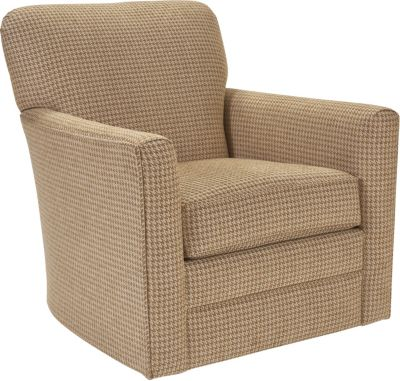 Gentil Becks Swivel Chair