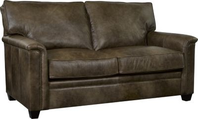 Warren Leather Loveseat  sc 1 st  Broyhill Furniture : broyhill laramie sectional - Sectionals, Sofas & Couches