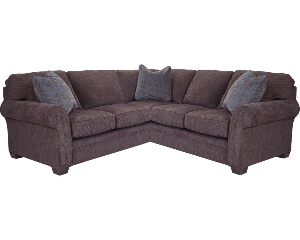 Zachary Sectional Broyhill Broyhill Furniture - Broyhill zachary sofa
