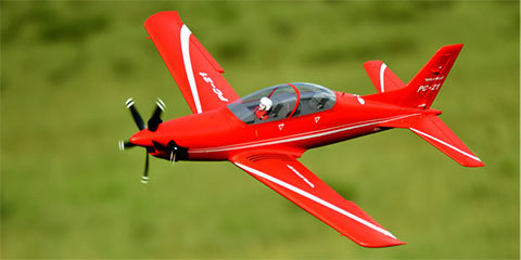 FMM087P FMS Pilatus PC-21 1100mm PNP