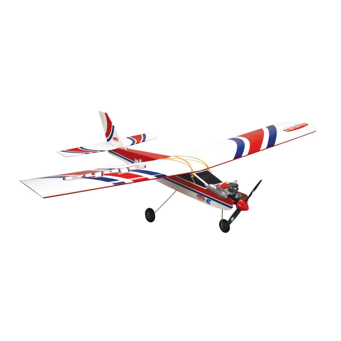 Радиоуправляемый самолёт с двс