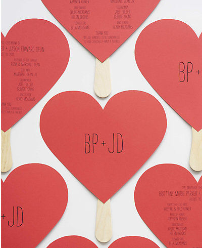 Heart Program---DIY Instructions and Template