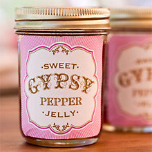 Jelly Label: DIY Instructions and Template