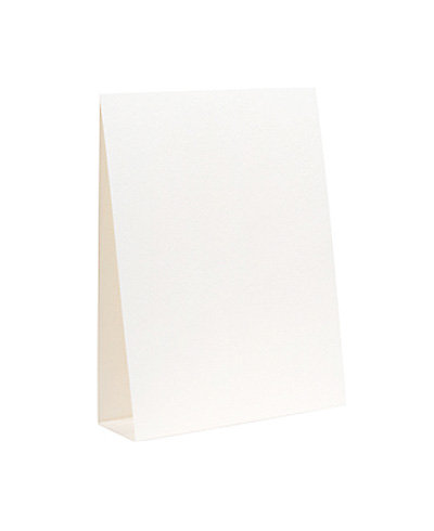 Blank Tented Table Cards