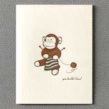 Knitting Monkey: HL-323