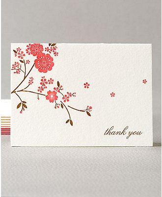Cherry Blossom - Set of 6