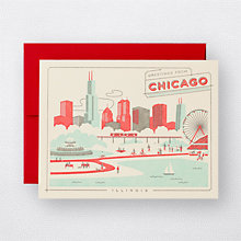Visit Chicago - Set of 6: HL-786s