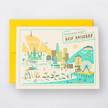 Visit Los Angeles - Set of 6: HL-789s