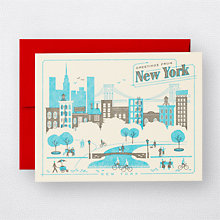 Visit New York - Set of 6: HL-790s