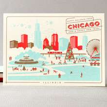 Happy Holidays from Chicago: HL-805