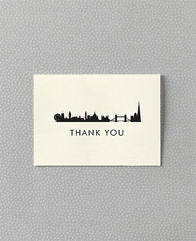 London Skyline - Set of 6
