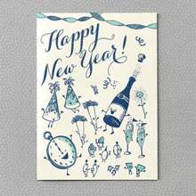 New Year\'s Eve - Set of 6: HL-856S