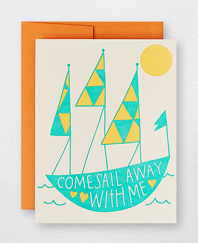 Sailboat Love