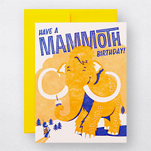 Mammoth Birthday: HL-925