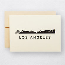 Los Angeles Skyline Set of 6: HL-926s