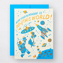 Space Birthday: HL-928