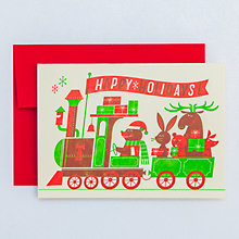 Christmas Train Set of 6: HL-946s