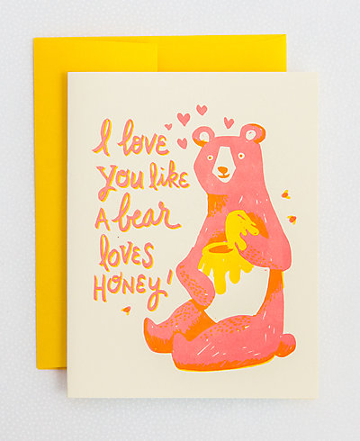 Bears Love Honey