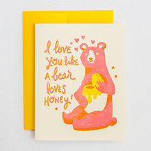 Bears Love Honey: HL-978